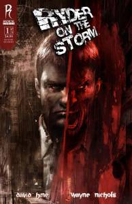 Ryder on the Storm #1 Mattina Cover