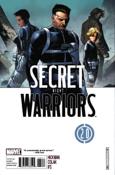Secret Warriors #20