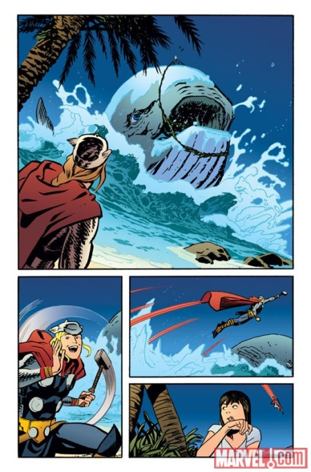 Thor: The Mighty Avenger #5 PREVIEW1