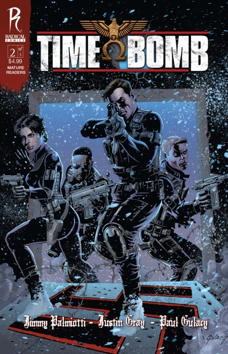 Time Bomb #2 cover