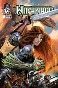 Witchblade #138 COVA_stamped