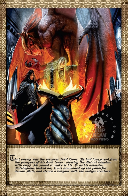 Witchblade #138 interior_stamped_pg04
