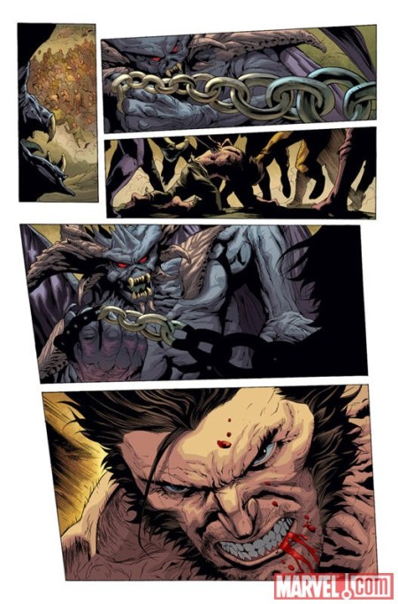 WOLVERINE #2 Preview3