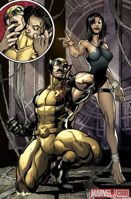 X-Men #3 2nd Printing