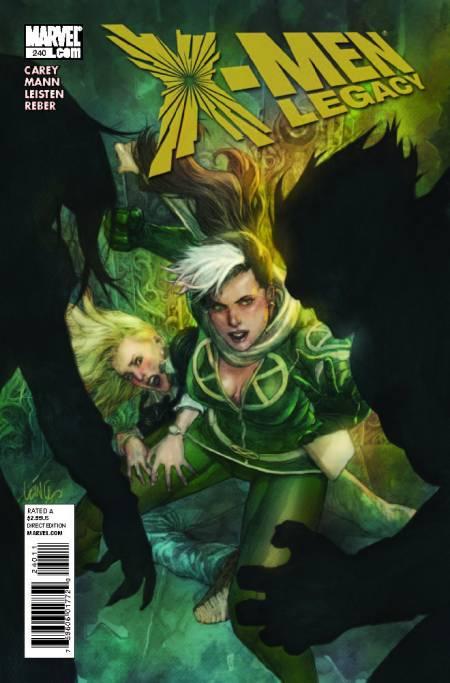 X-Men Legacy #240
