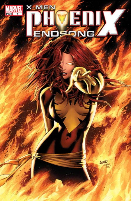X-Men: Phoenix Song #1 Cover