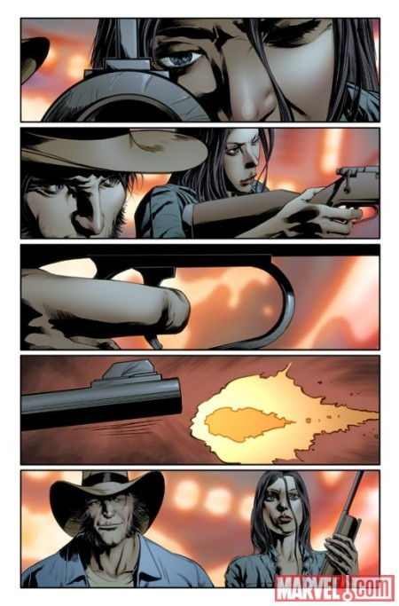 X-23 #2 PREVIEW1