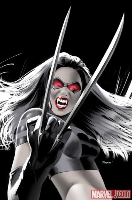 X-23 #2 COVER VAMPIRE