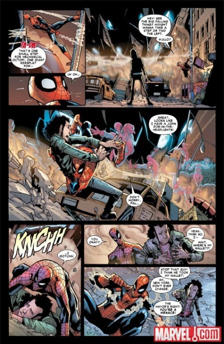 Amazing Spider-Man #648 PREVIEW4