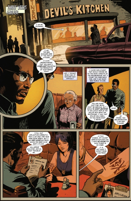 Black Panther: The Man Without Fear #513 Preview4
