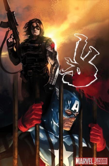 Captain America #612 COVER