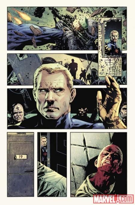 Captain America #612 Preview1