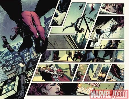 Captain America #612 Preview2