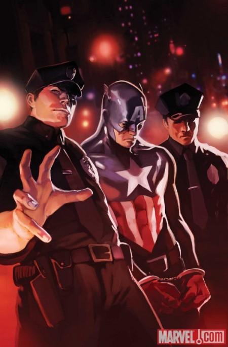 Captain America #611 COVER