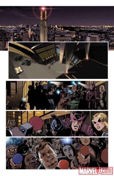 Captain America #611 PREVIEW1