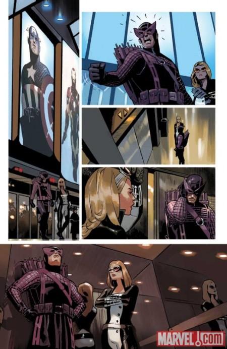 Captain America #611 PREVIEW2