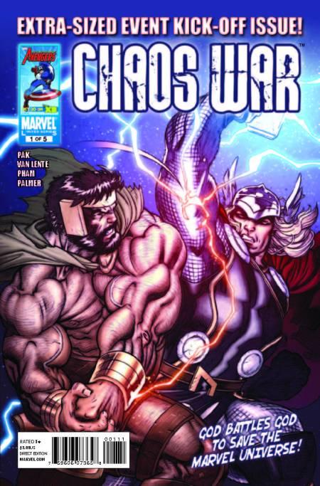 Chaos War #1