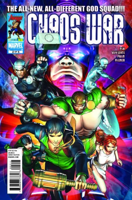 Chaos War #2