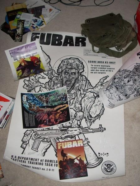New York Comic Con 2010 FUBAR