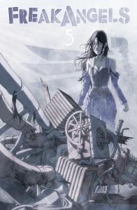Freak Angels vol 5 TPB