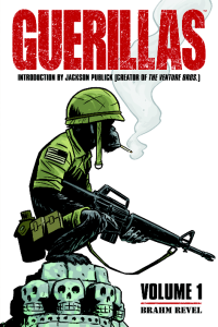 Guerillas Vol1 Cover