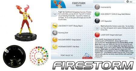 Heroclix Firestorm