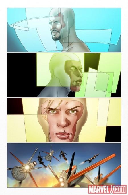 Invincible Iron Man #32 PREVIEW2