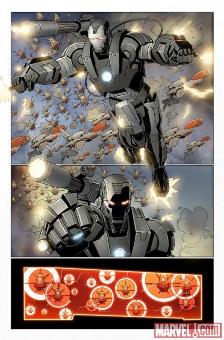Invincible Iron Man #32 PREVIEW5