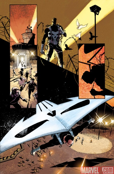 Punisher: In The Blood #1 PREVIEW2