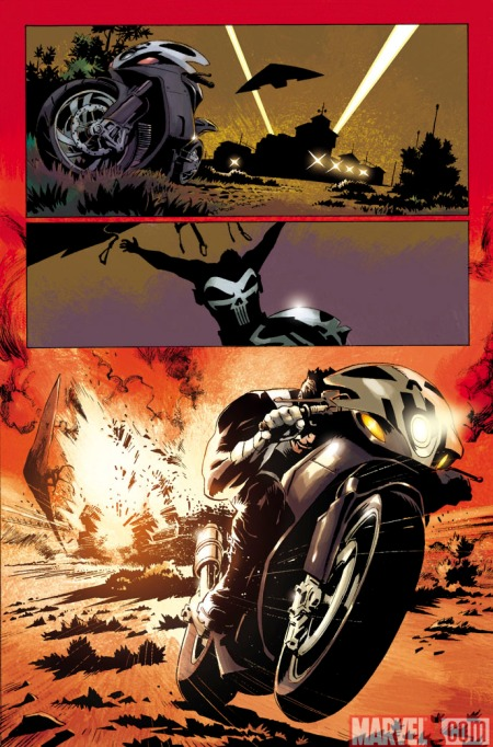 Punisher: In The Blood #1 PREVIEW3
