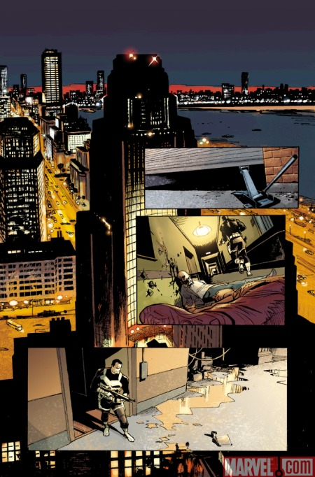 Punisher: In The Blood #1 PREVIEW4