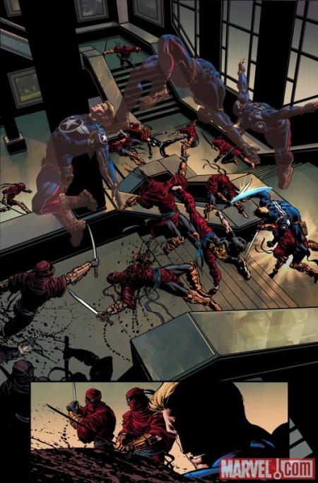 Secret Avengers #7 PREVIEW1