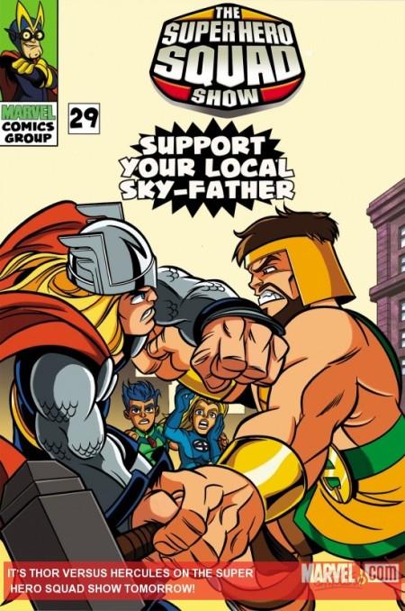 The Super Hero Squad Show #29