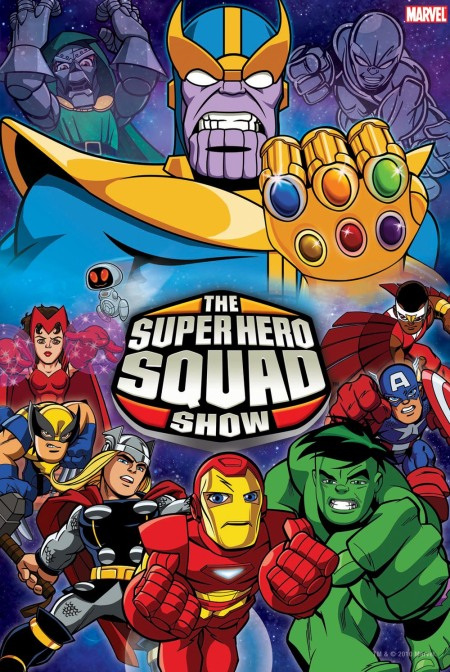 Super Hero Squad Season 2