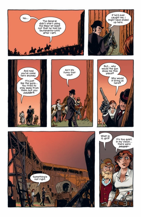 Sixth Gun #5 Preview PG (2)