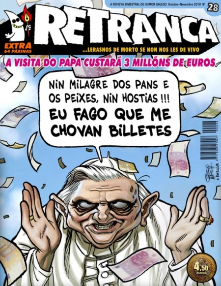 Spanish Comic Magazine