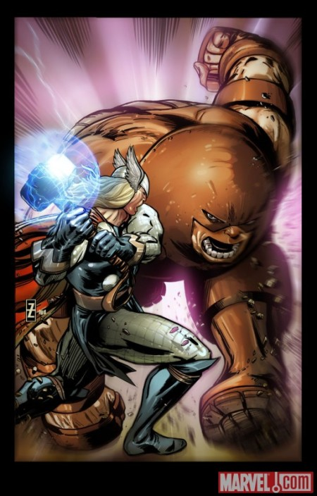 Thunderbolts #150 ZIRCHER