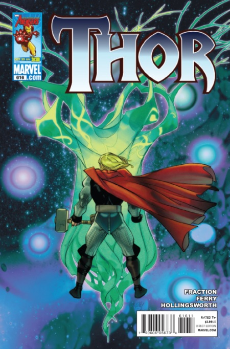 Thor #616 COVER