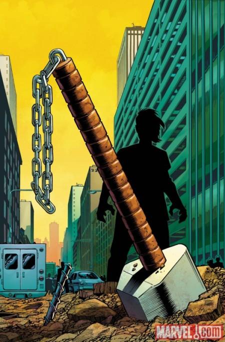 THUNDERSTRIKE #1 COVER