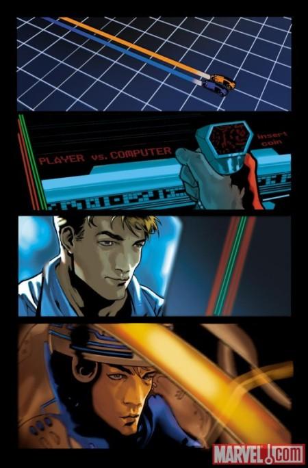 Tron: Original Movie Adaptation #1 PREVIEW2