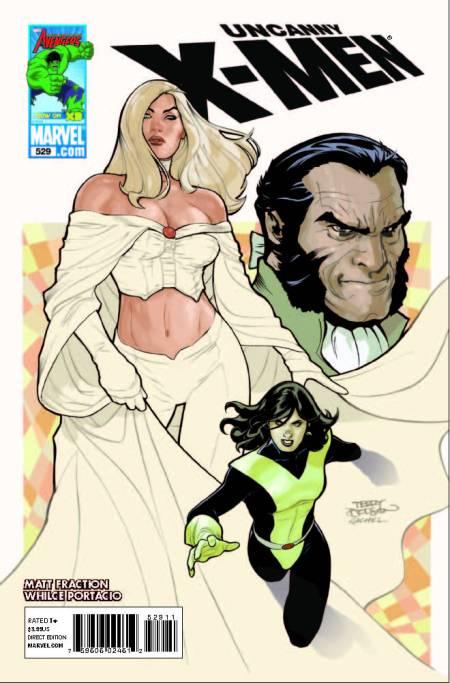 Uncanny X-Men #529