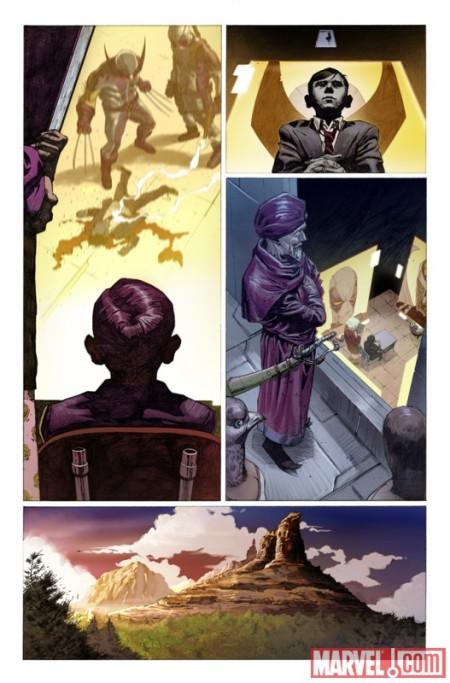 Uncanny X-Force #2 PREVIEW1