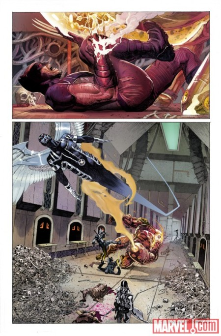 Uncanny X-Force #2 PREVIEW2