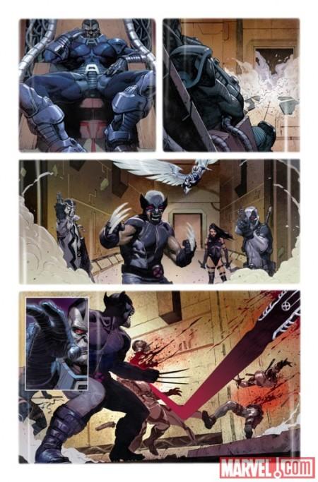 Uncanny X-Force #2 PREVIEW4