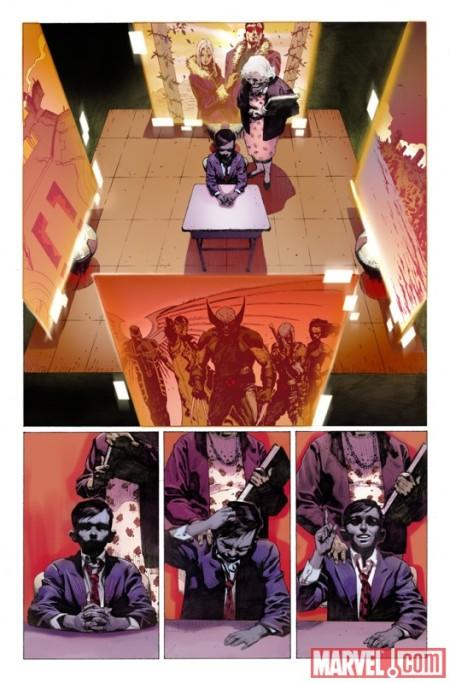 Uncanny X-Force #2 PREVIEW5