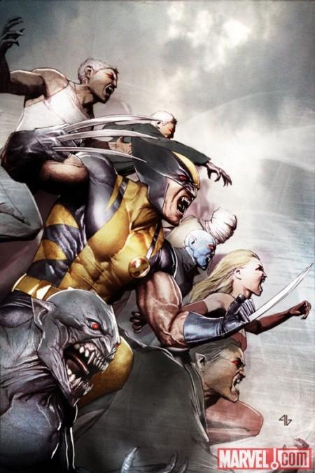 X-Men #5 COVER
