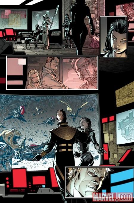 X-Men #5 PREVIEW1
