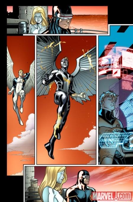 X-Men #5 PREVIEW2