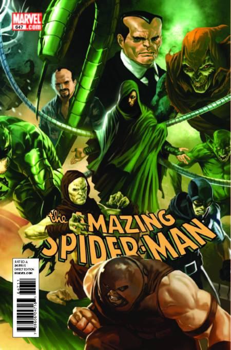 Amazing Spider-Man #647