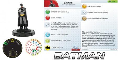 Batman Heroclix